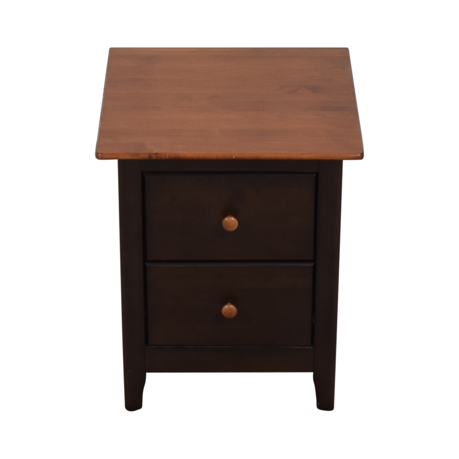 Nadeau Nadeau Two Tone End Table