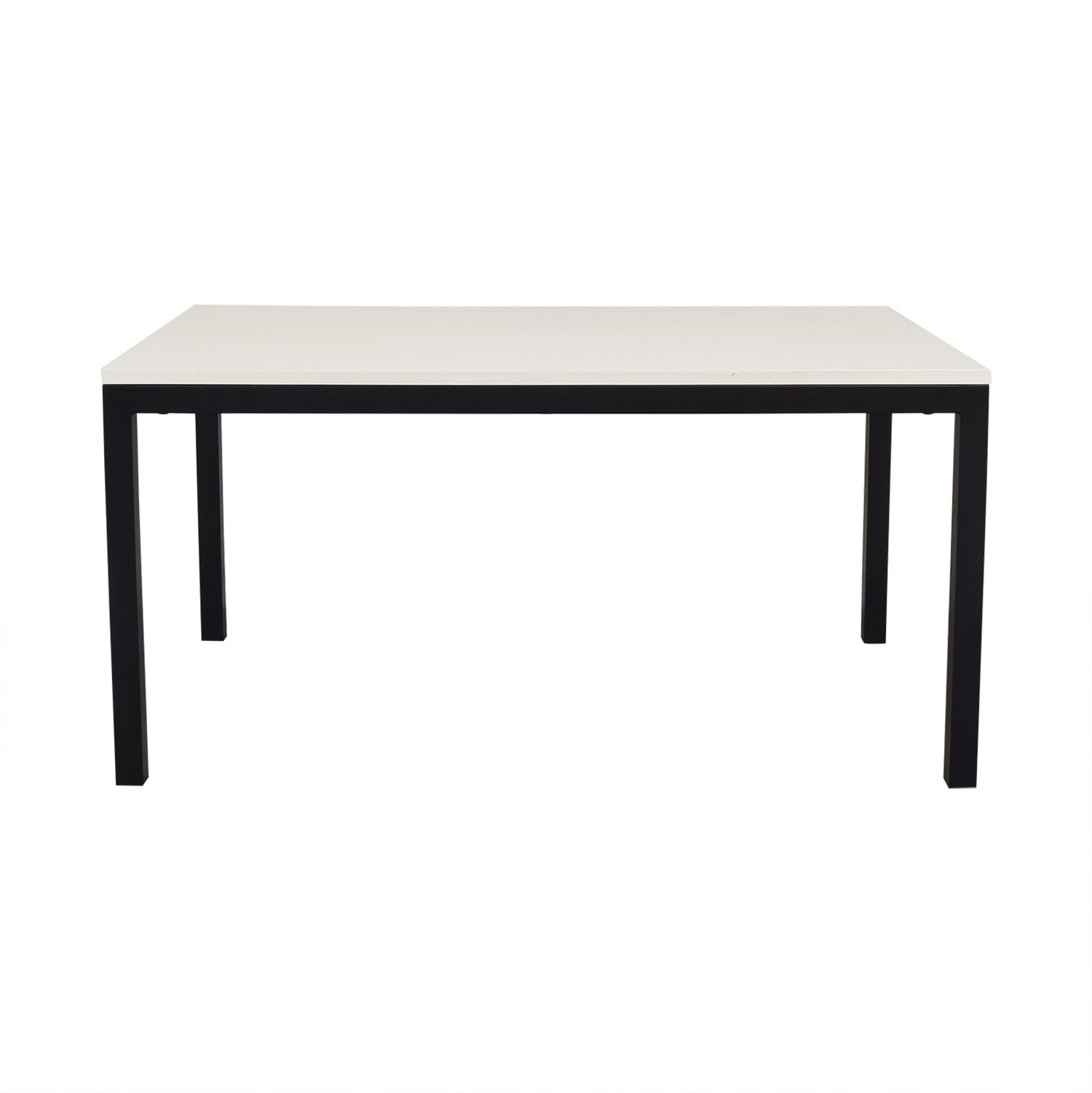 Crate & Barrel Crate & Barrel Parsons Dining Table on sale