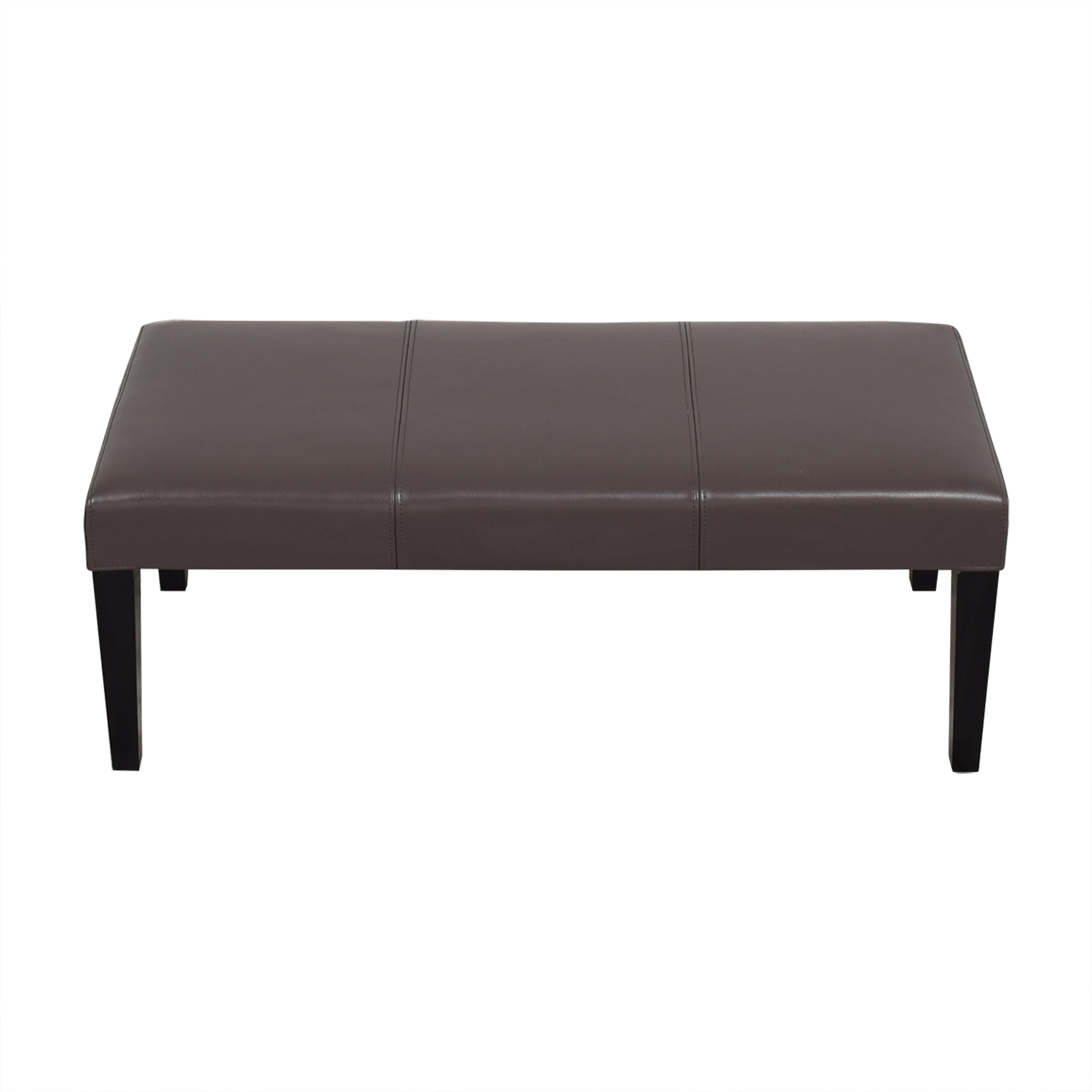 buy Crate & Barrel Crate & Barrel Lowe Backless Bench online