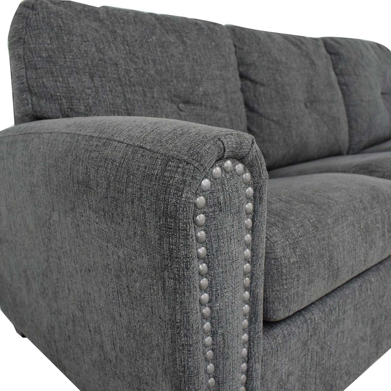 Emerald Home Furnishings Emerald Home Furnishings Sleeper Sofa dimensions