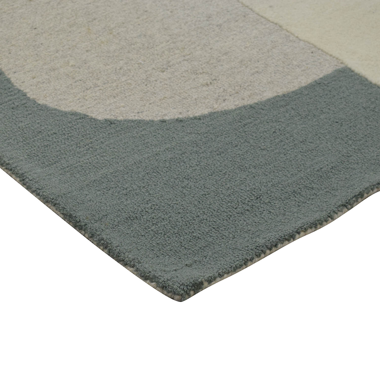 West Elm West Elm Chris Wynter Abstract Special Order Wool Rug nyc