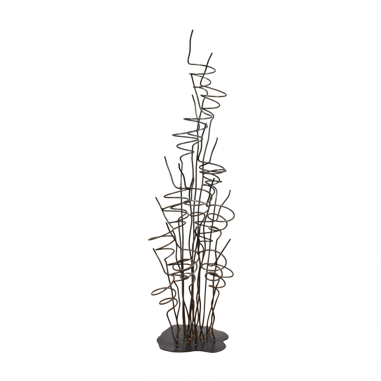 Restoration Hardware Restoration Hardware Abstract Wine Rack for sale