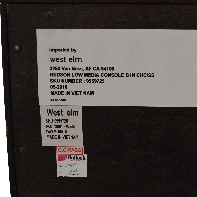 West Elm Hudson Media Console / Storage