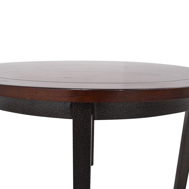 shop Carbon Loft Carbon Loft Evans Round Dining Table online