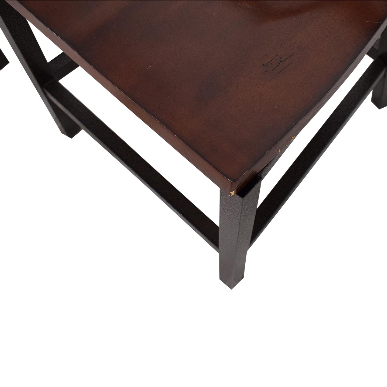 shop Carbon Loft Evans Dining Chairs Carbon Loft Chairs
