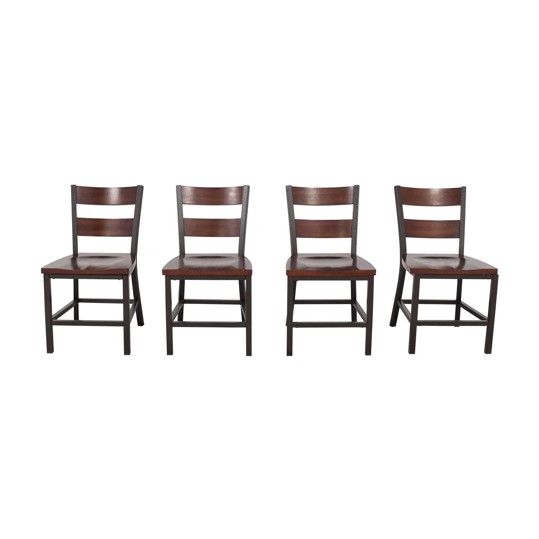 shop Carbon Loft Evans Dining Chairs Carbon Loft