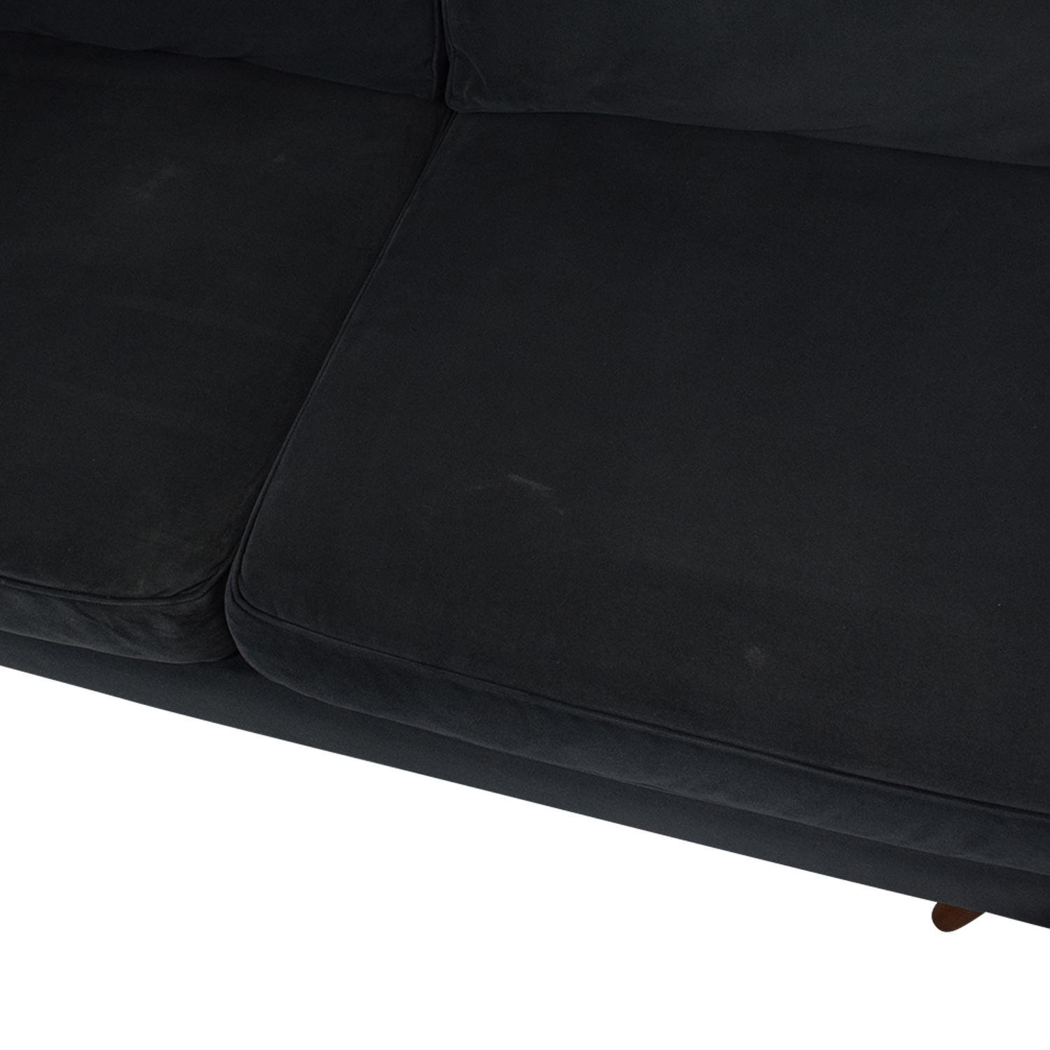West Elm Monroe Mid-Century 2-Piece Chaise Sectional / Sectionals