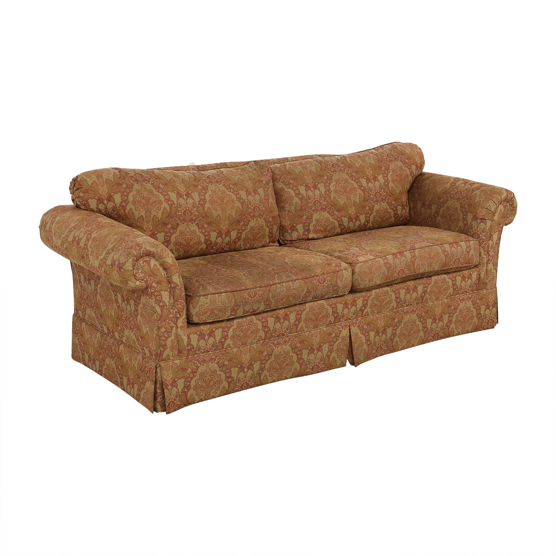 buy Stickley Furniture Two Cushion Sofa Stickley Furniture Classic Sofas