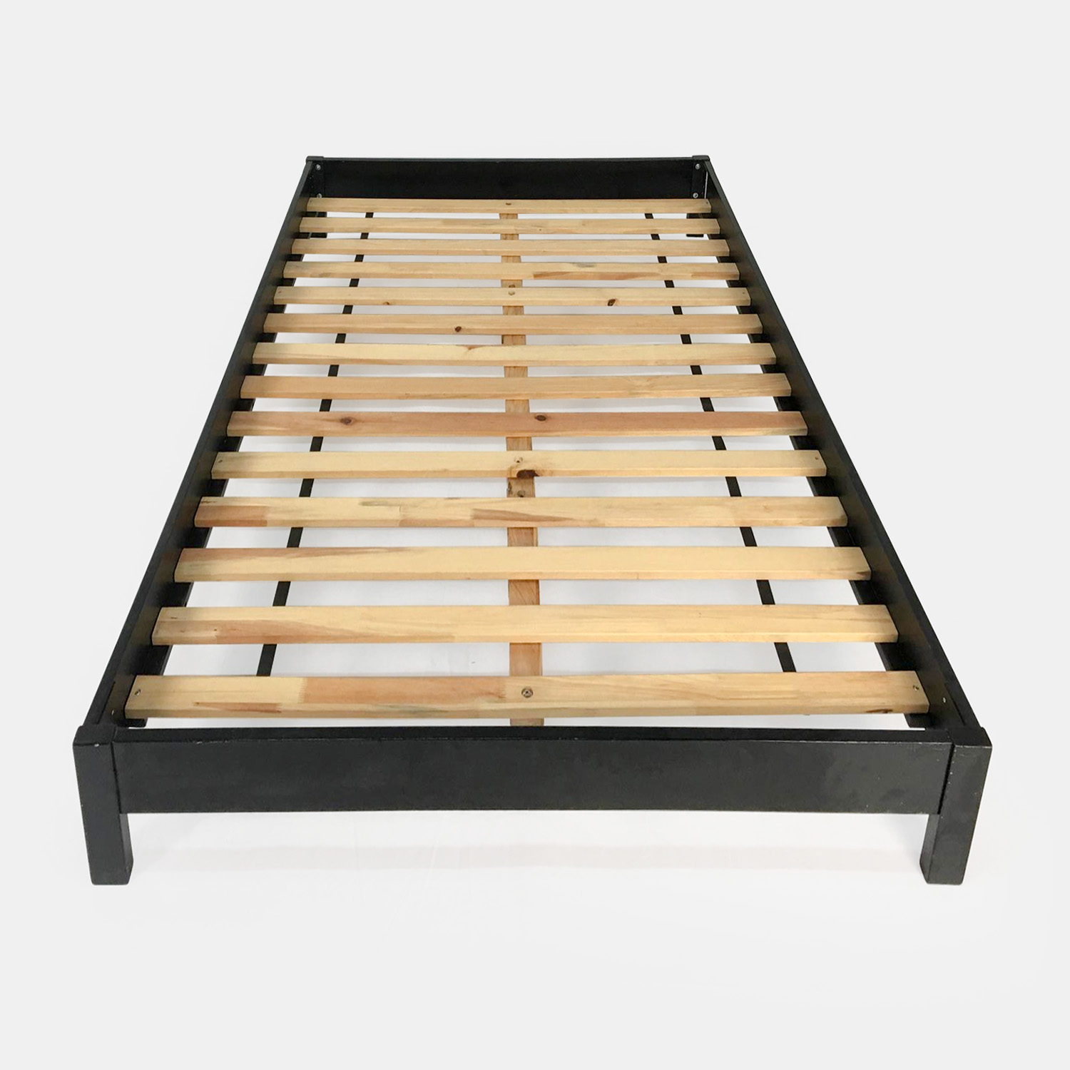 Unknown Brand Full Size Bed Frame Black