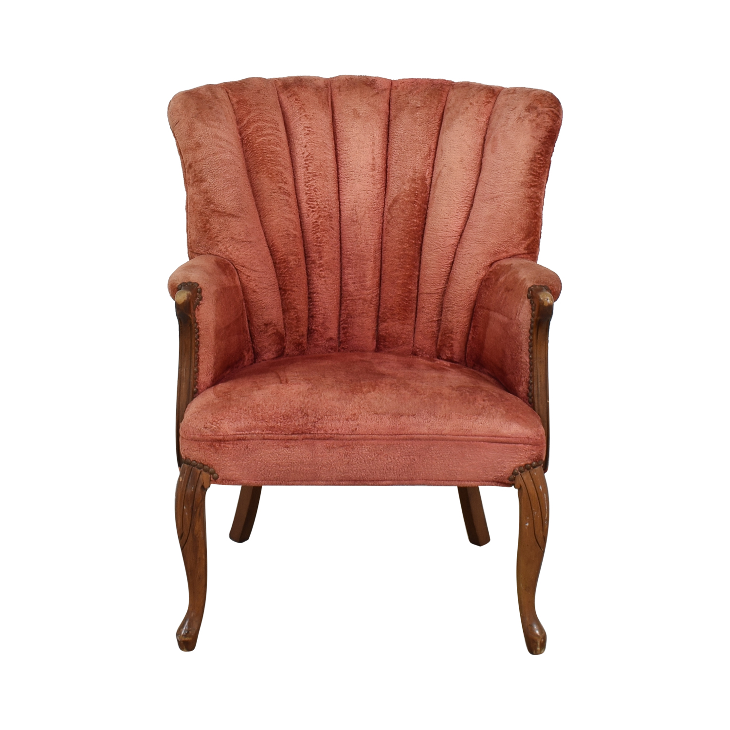 Vintage Wingback Armchair for sale