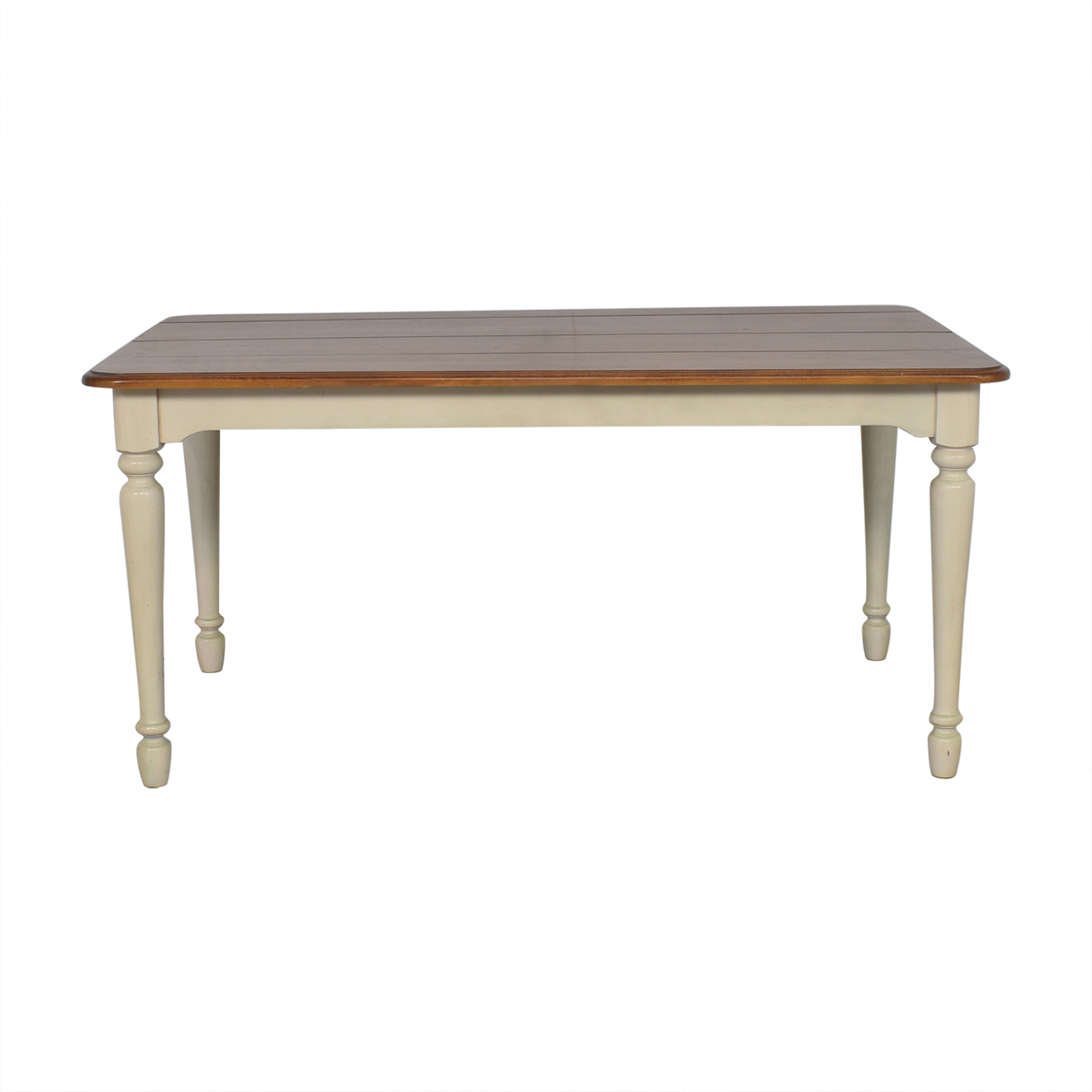 Cresent Furniture Cresent Fine Furniture Farmhouse Style Dining Table nyc
