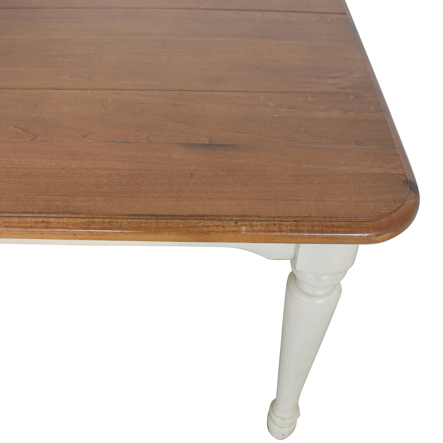 Cresent Furniture Cresent Fine Furniture Farmhouse Style Dining Table discount