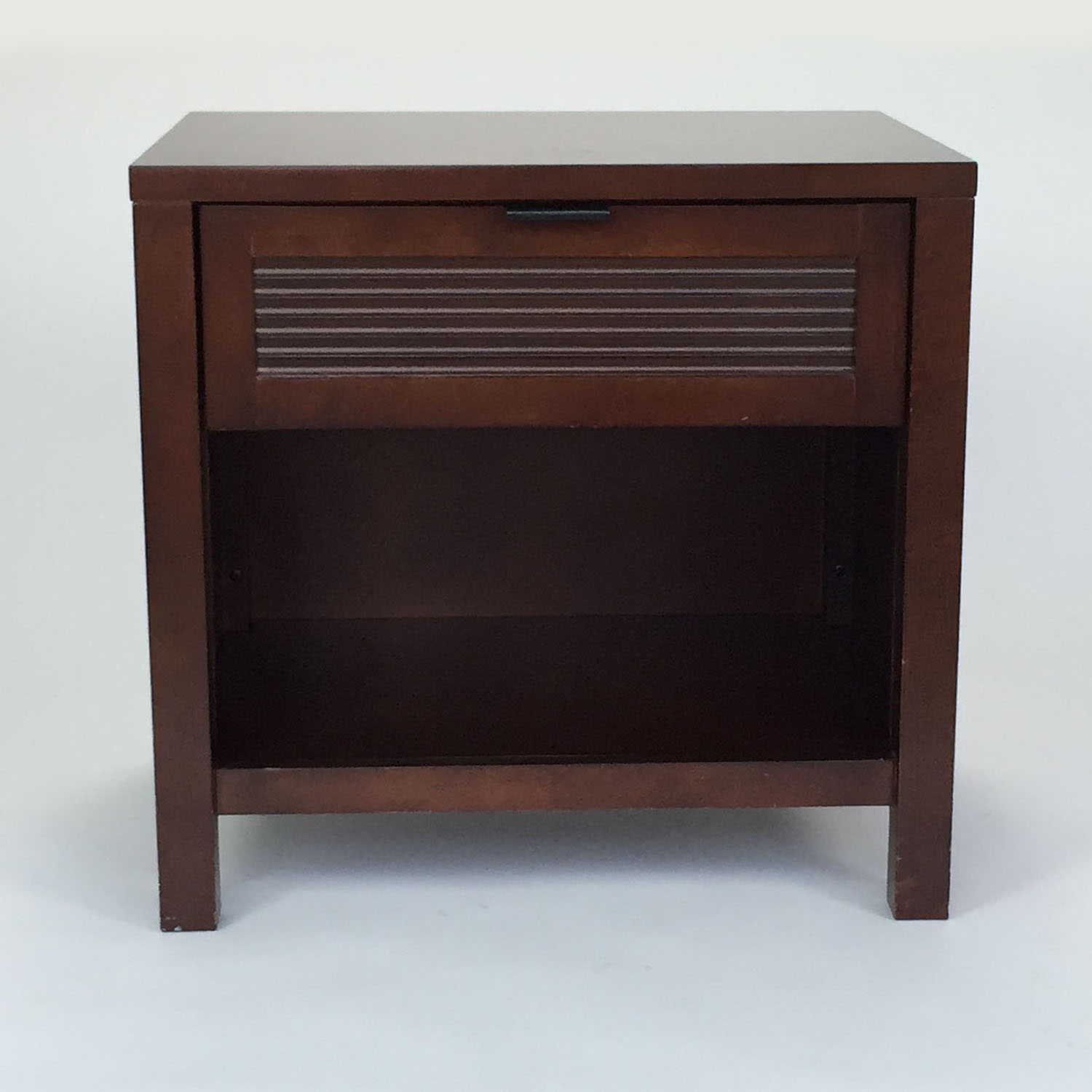 81 Off Crate Barrel Crate And Barrel Nightstand Tables