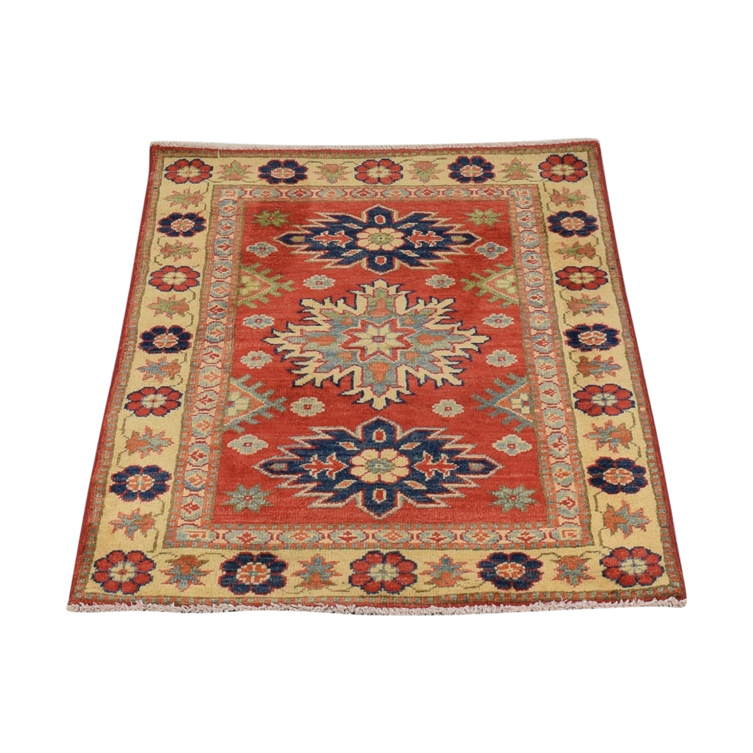 shop Farooq & Brothers Handknotted Rug  Rugs
