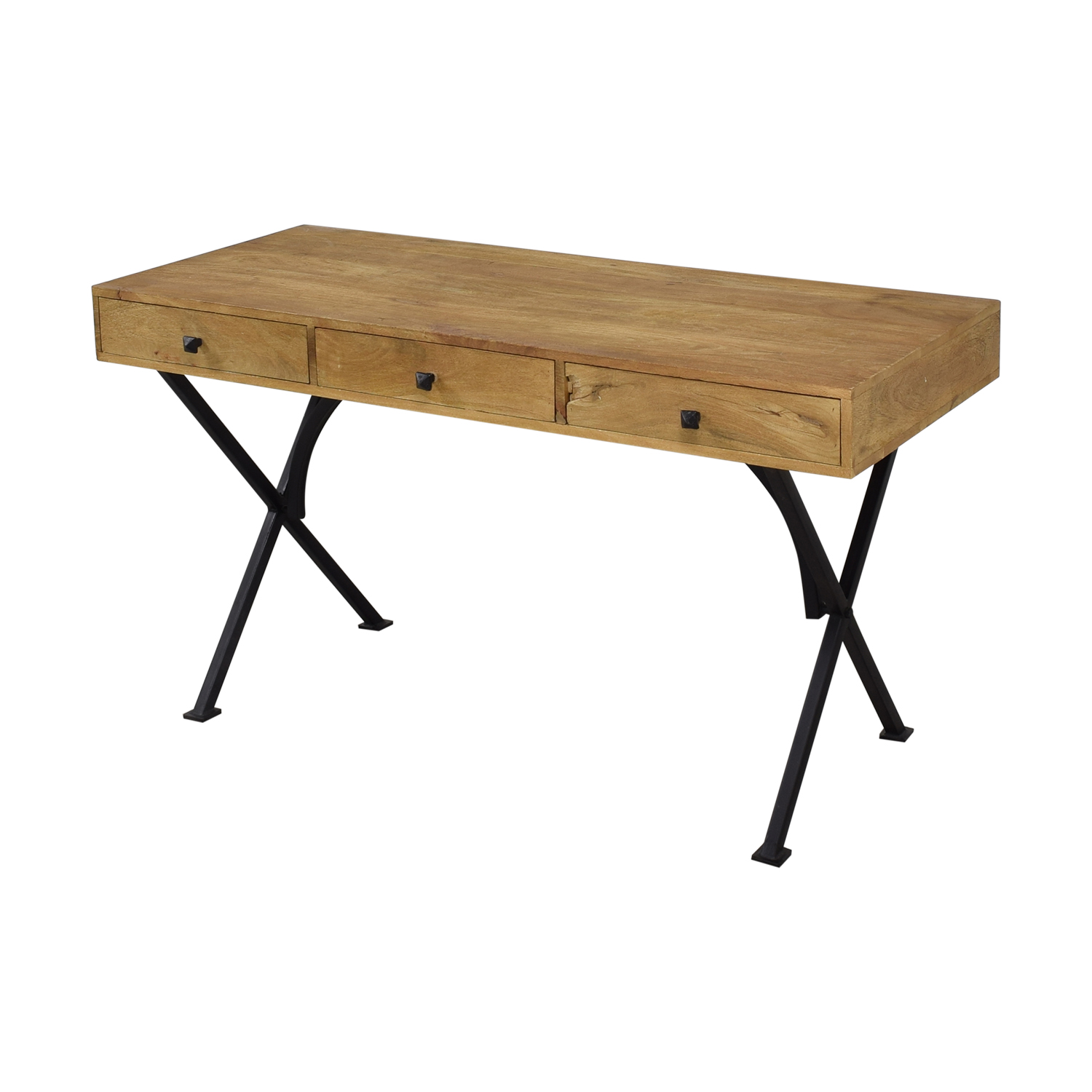 56 Off Pier 1 Pier 1 Metro Weathered Java Desk Tables