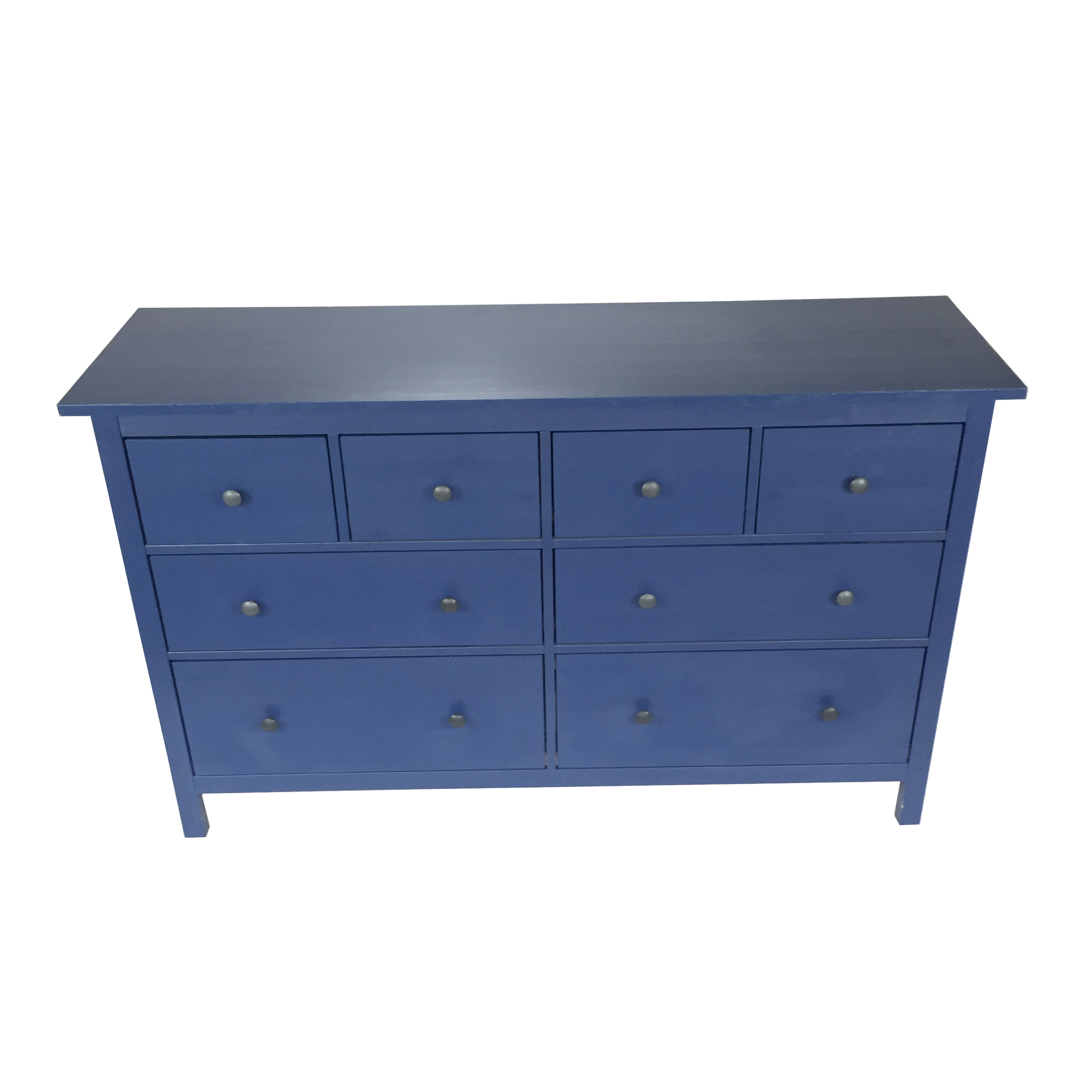 58 off ikea blue hemnes dresser storage. Black Bedroom Furniture Sets. Home Design Ideas