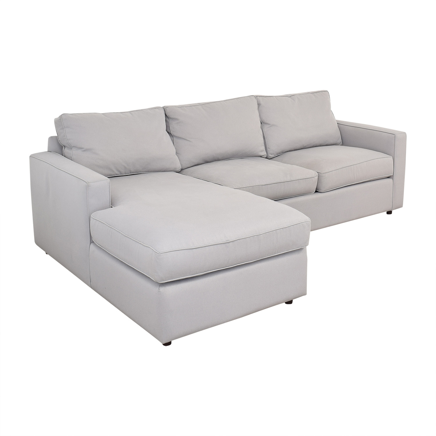 buy Room & Board Sofa with Chaise Room & Board