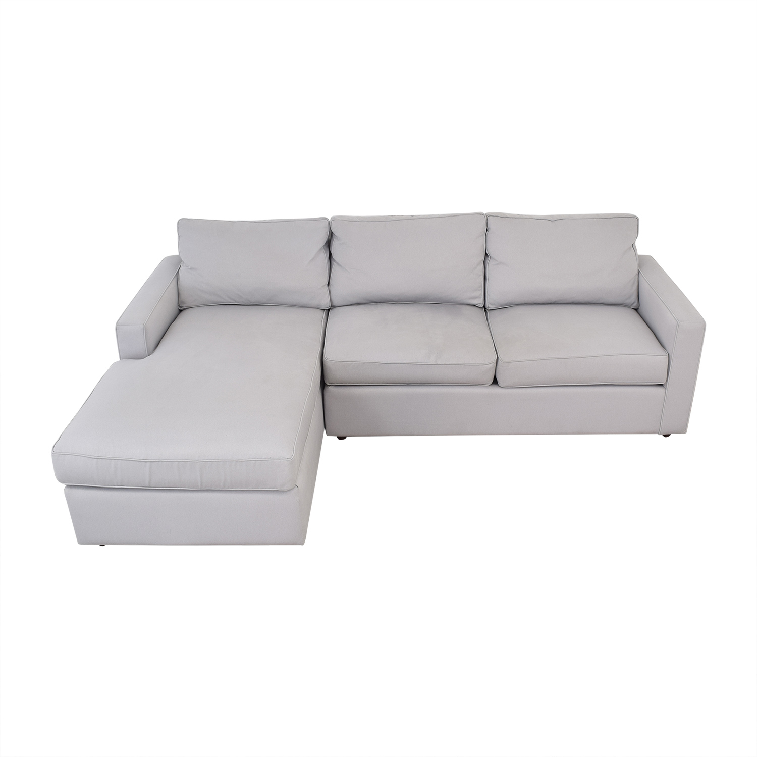 Room & Board Room & Board Sofa with Chaise dimensions