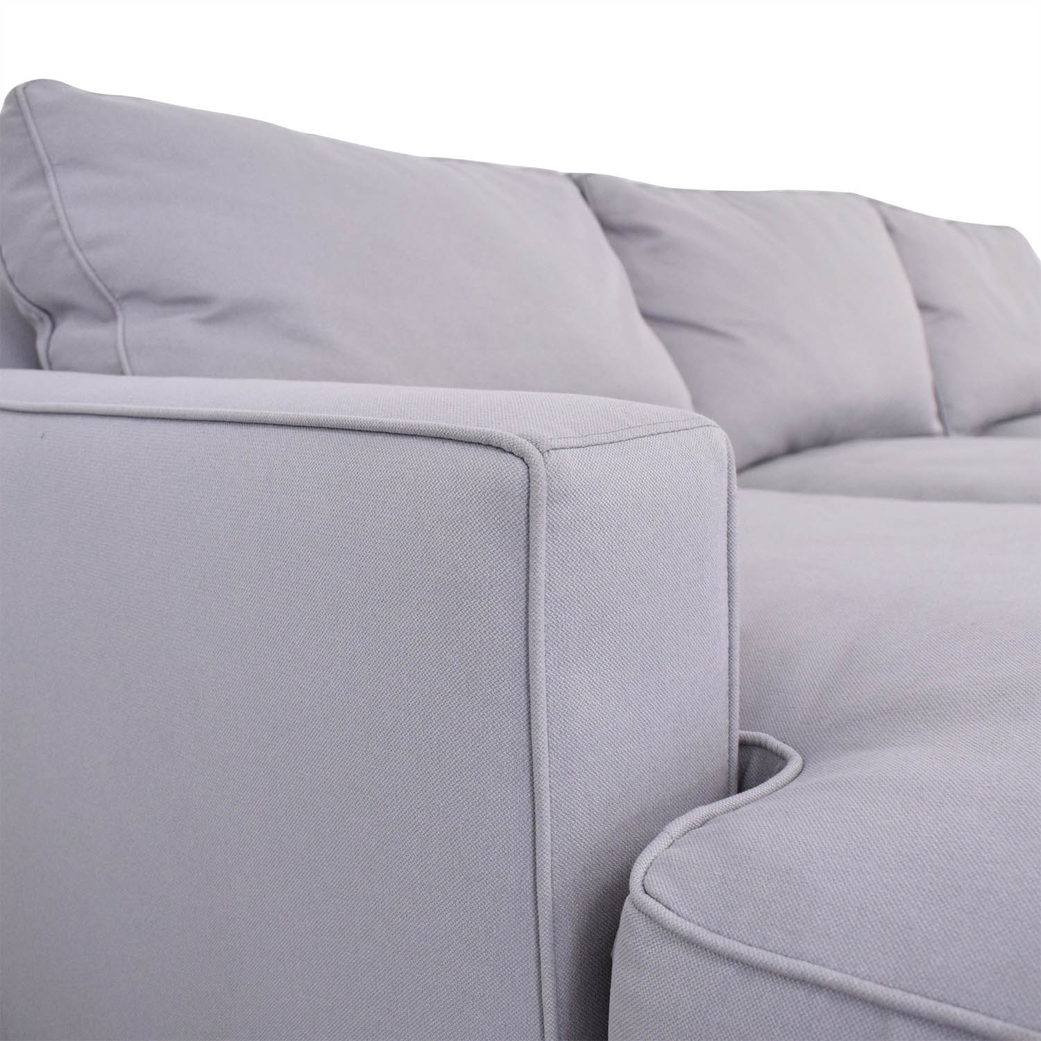 Room & Board Sofa with Chaise sale