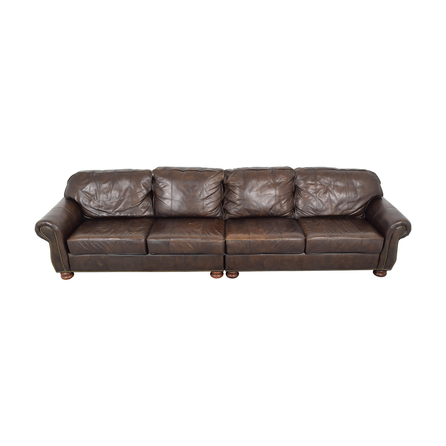 Thomasville Thomasville Two Section Four Seat Sofa second hand