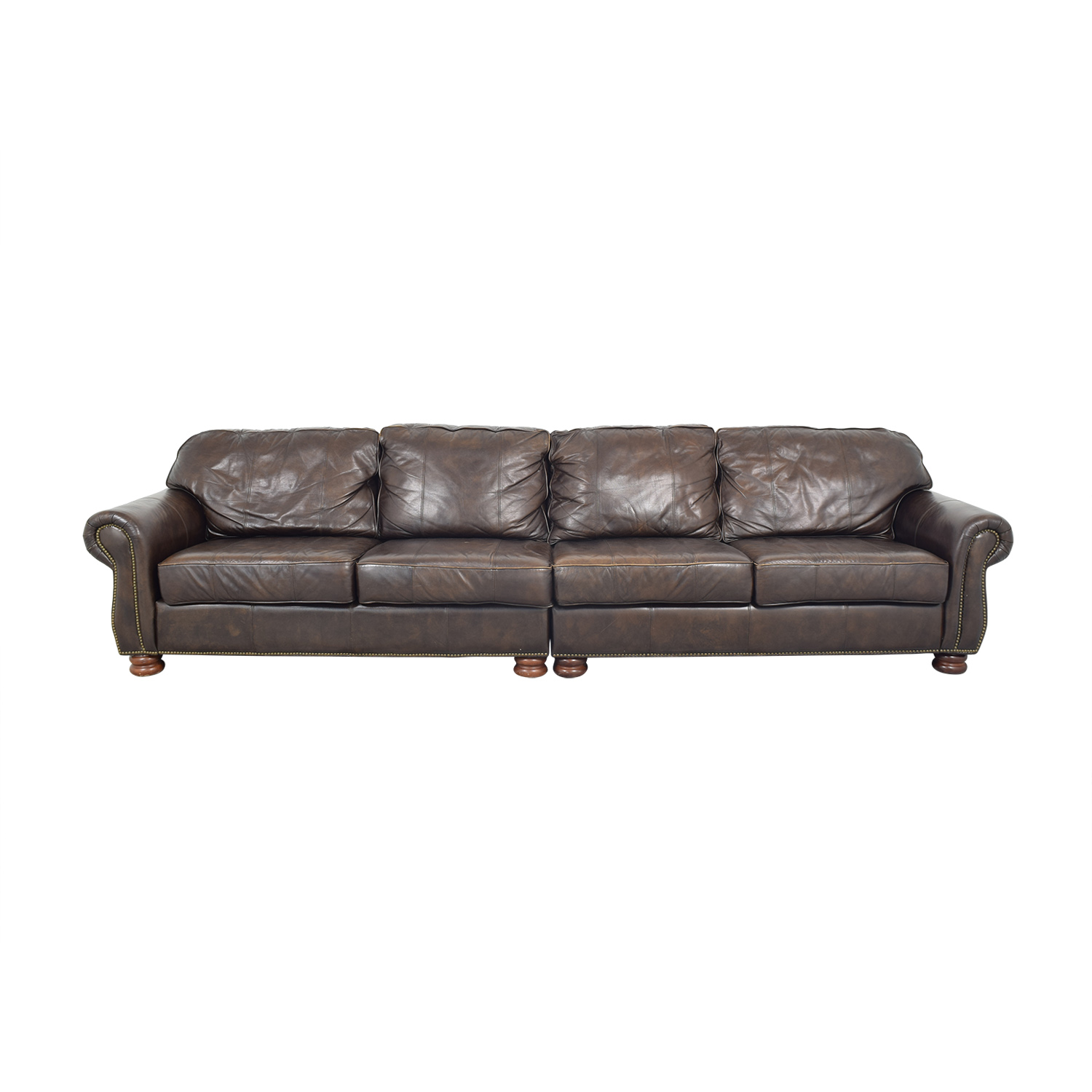 Thomasville Thomasville Two Section Four Seat Sofa price