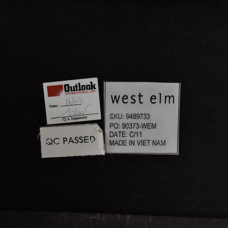 West Elm West Elm Storage Queen Bed on sale