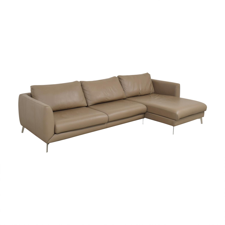 shop BoConcept Fargo Sofa with Resting Unit BoConcept Sofas