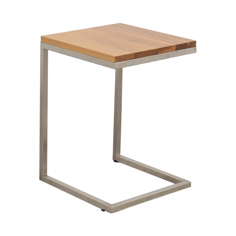 buy Room & Board Room & Board Parsons C-Table online