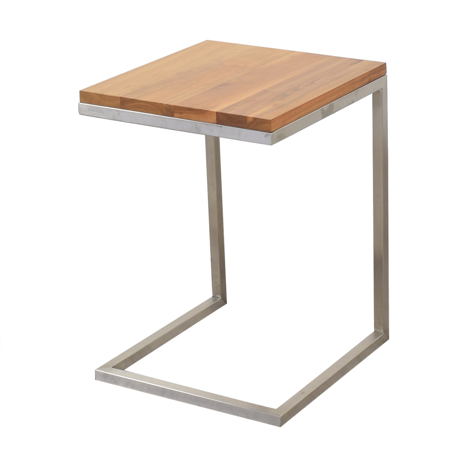 shop Room & Board Parsons C-Table Room & Board End Tables