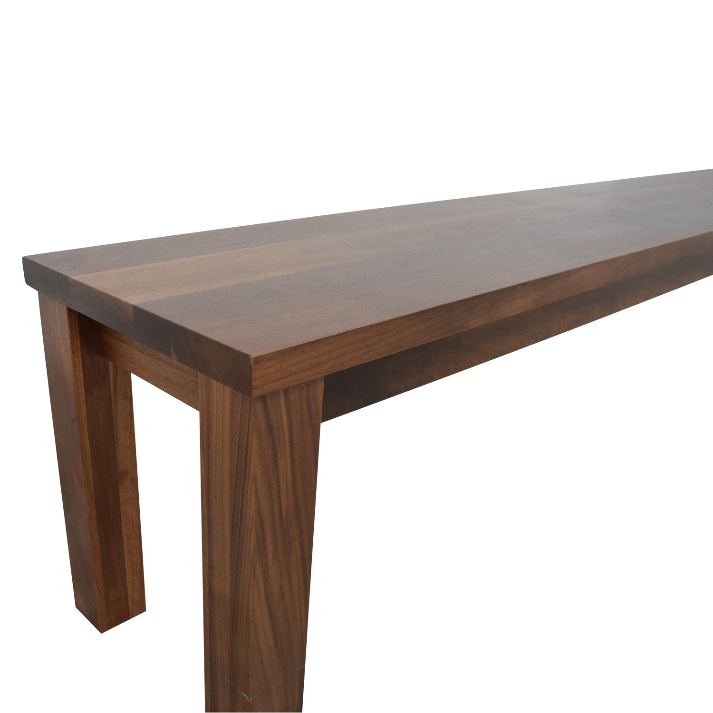 Room & Board Room & Board Long Narrow Bench price