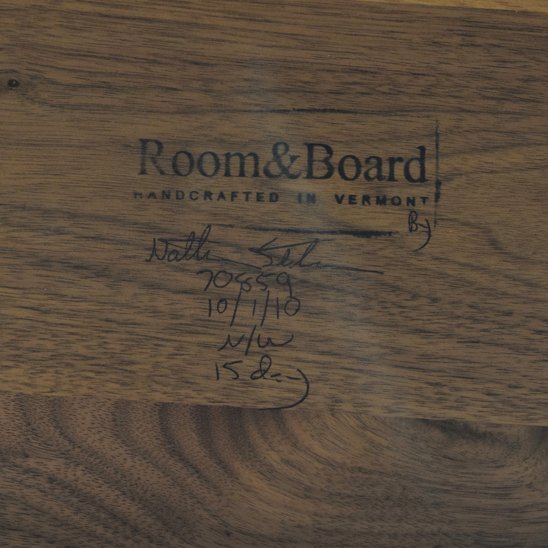 Room & Board Room & Board Long Narrow Bench brown