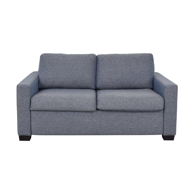 American Leather American Leather Porter Full Sleeper Sofa ct