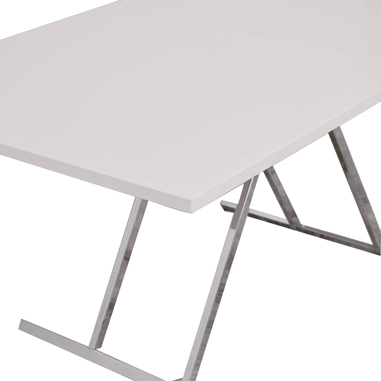Ligne Roset Nils Frederking F-10 Folding Table for Ligne Roset nyc