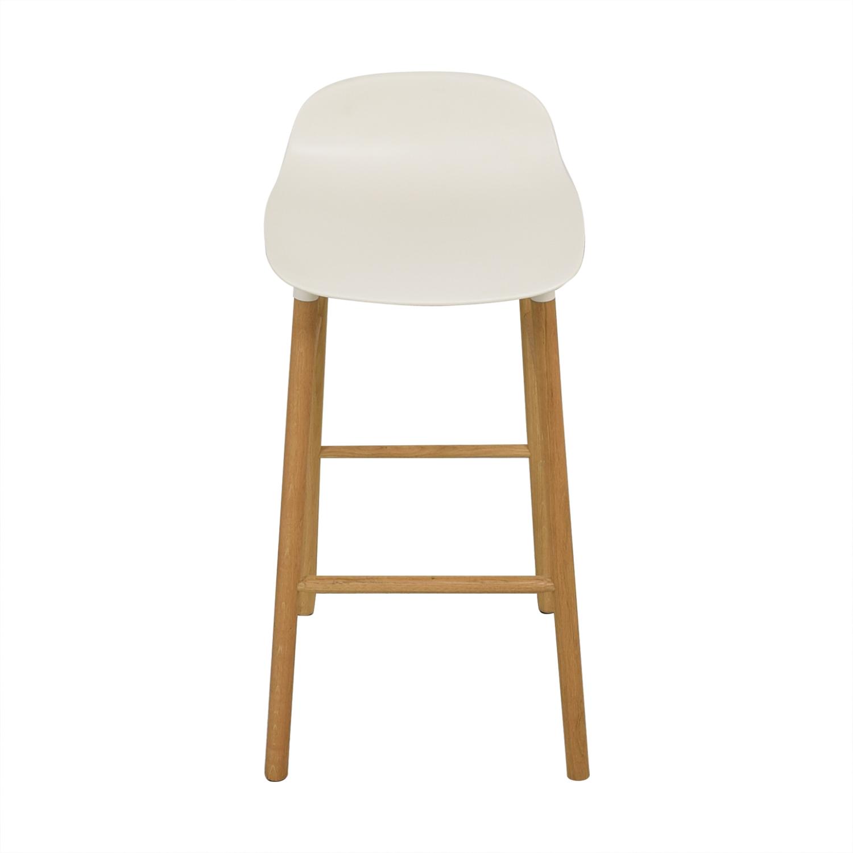 Normann Copenhagen Normann Copenhagen Form Barstool Chairs