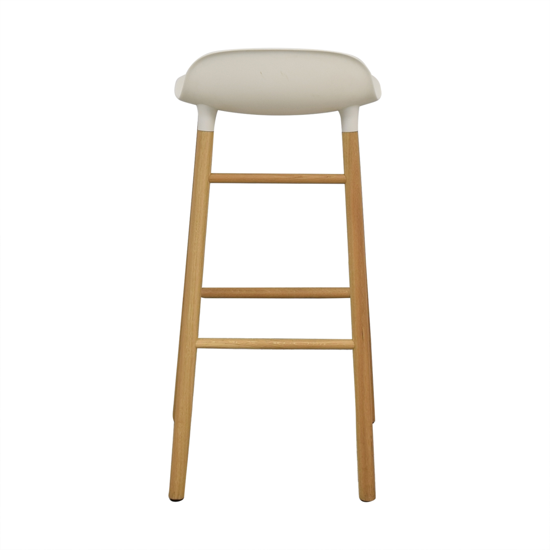 buy Normann Copenhagen Form Barstool Normann Copenhagen Chairs