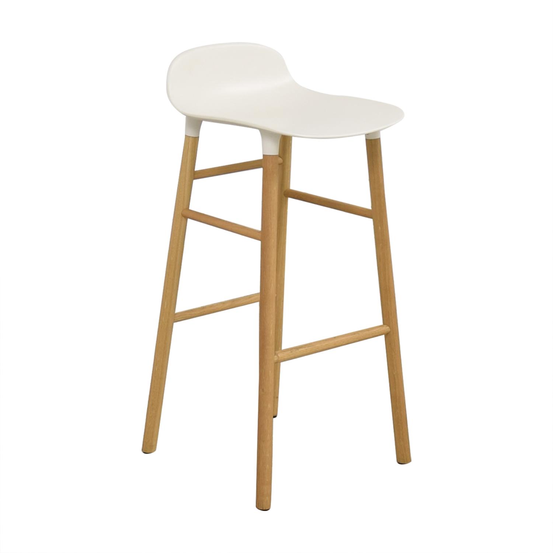 shop Normann Copenhagen Form Barstool Normann Copenhagen Chairs