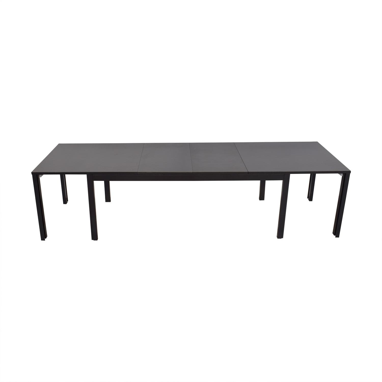 buy Skovby #24 Expandable Dining Table Skovby Tables