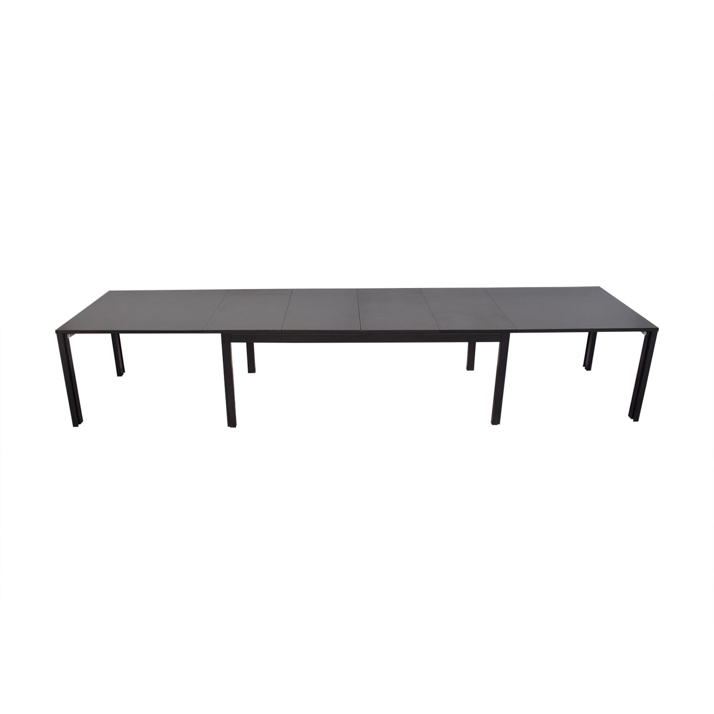 Skovby Skovby #24 Expandable Dining Table used
