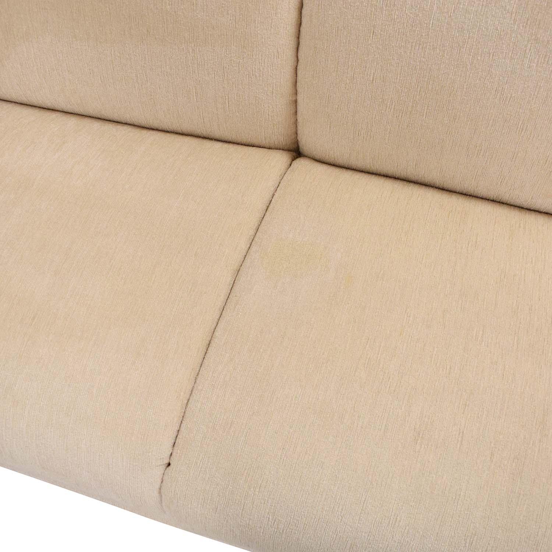 buy Huffman Koos Curved Sectional Sofa Huffman Koos Sofas