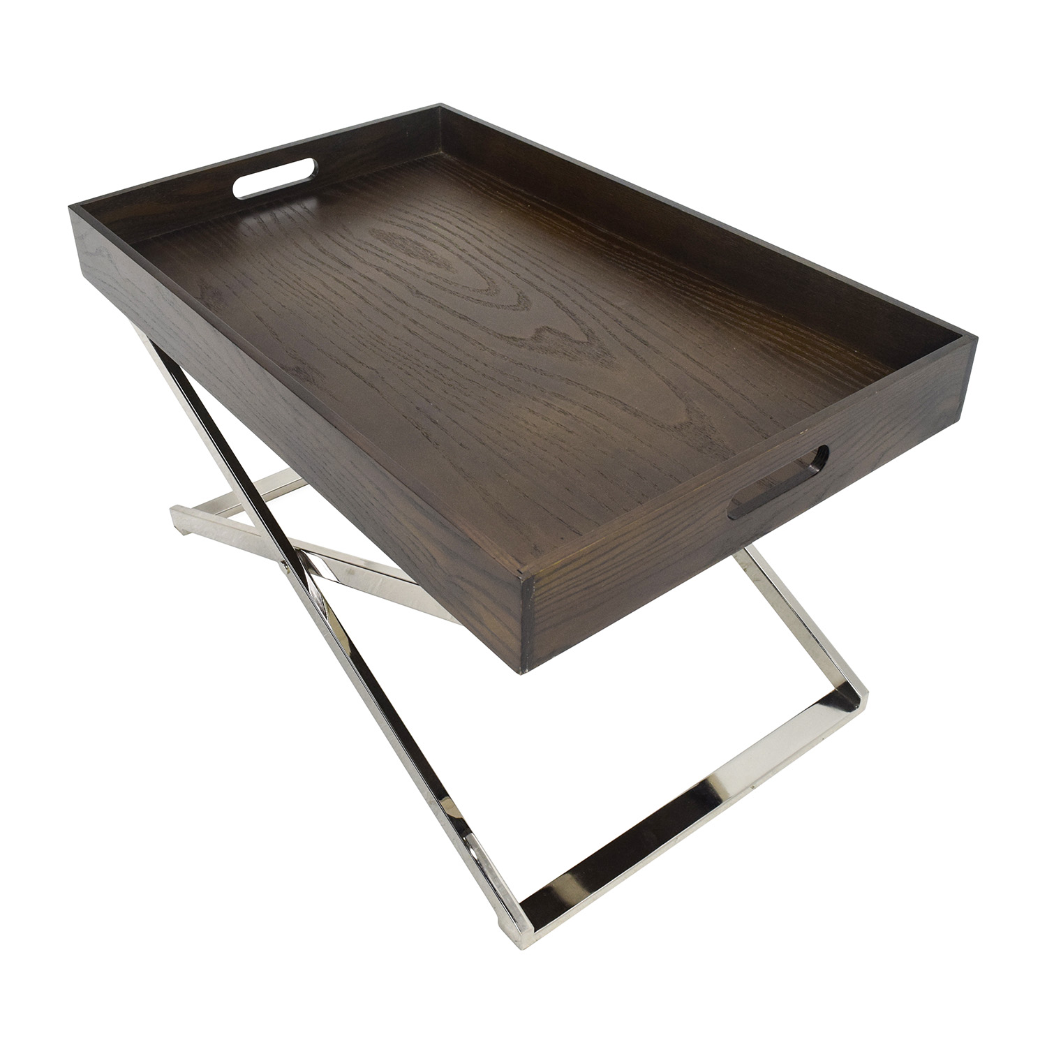 61 Off West Elm West Elm Coffee Table And Tray Tables