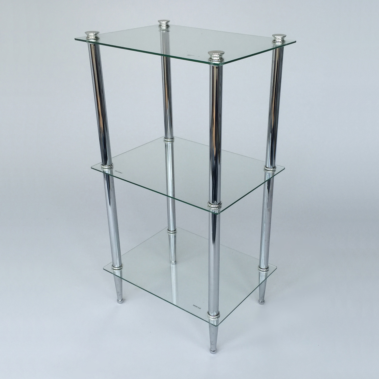 buy Glass Shelves Unknown Brand Bookcases & Shelving