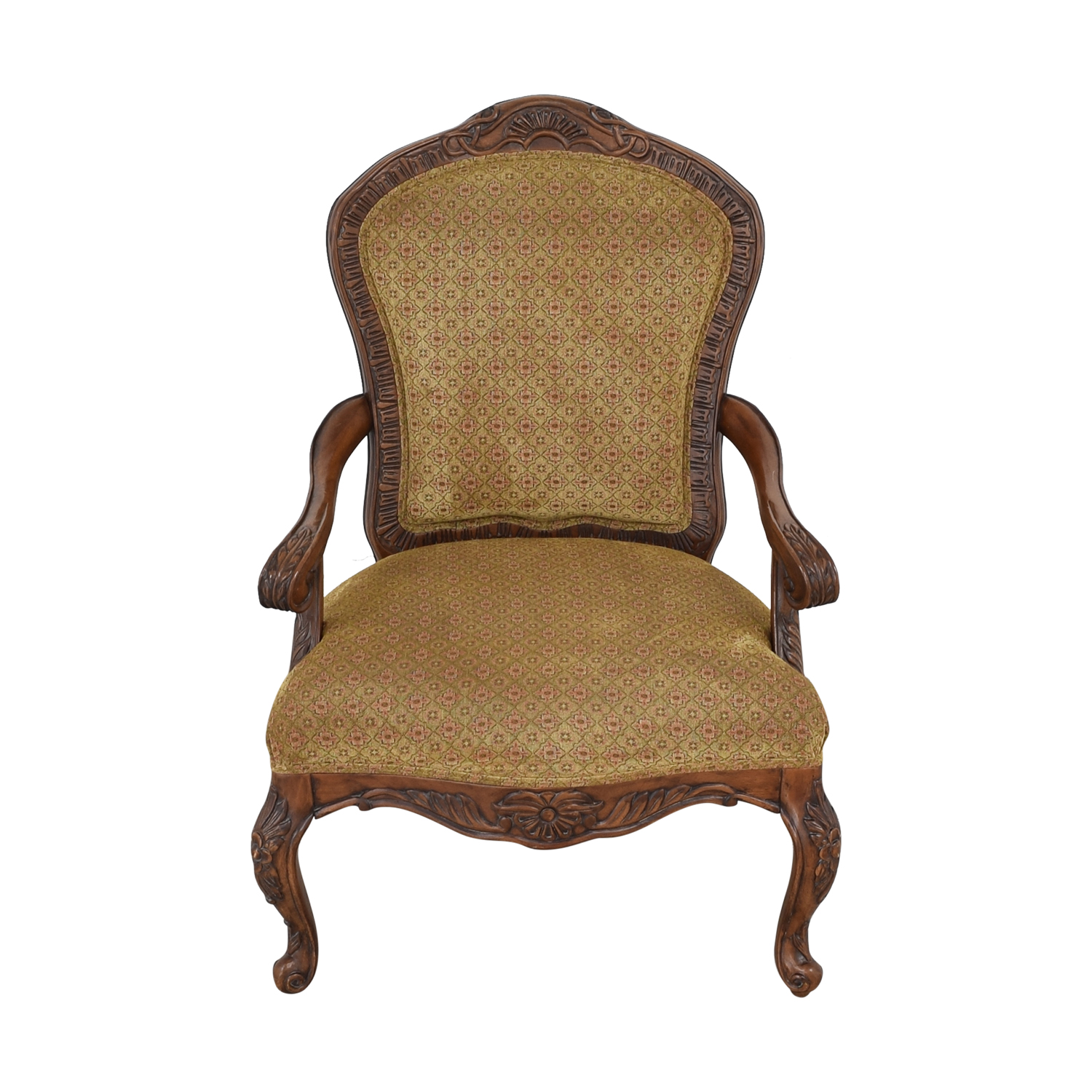 Bernhardt Bernhardt French Provincial Arm Chair second hand