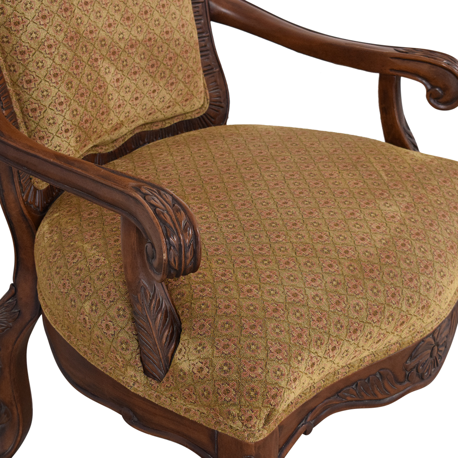 buy Bernhardt French Provincial Arm Chair Bernhardt