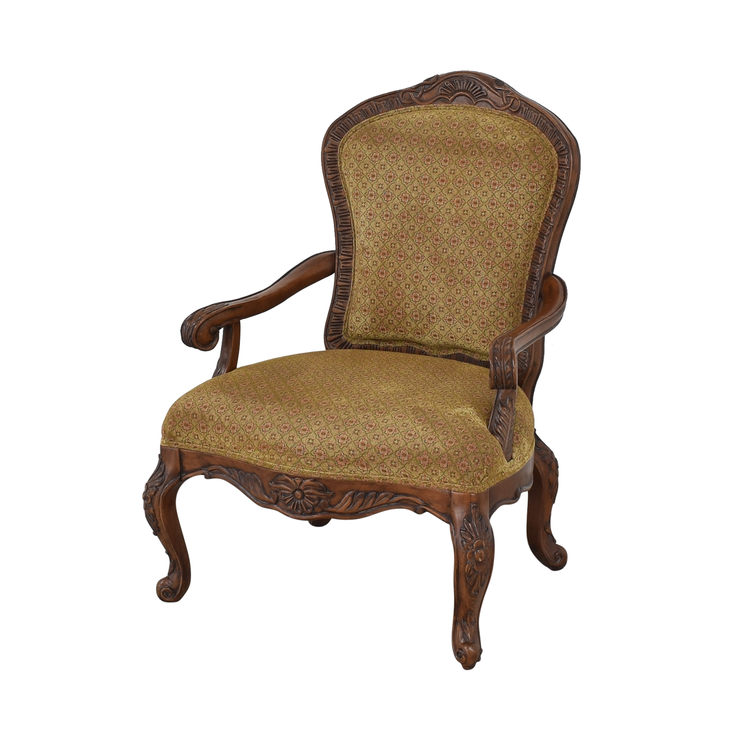 Bernhardt Bernhardt French Provincial Arm Chair Chairs