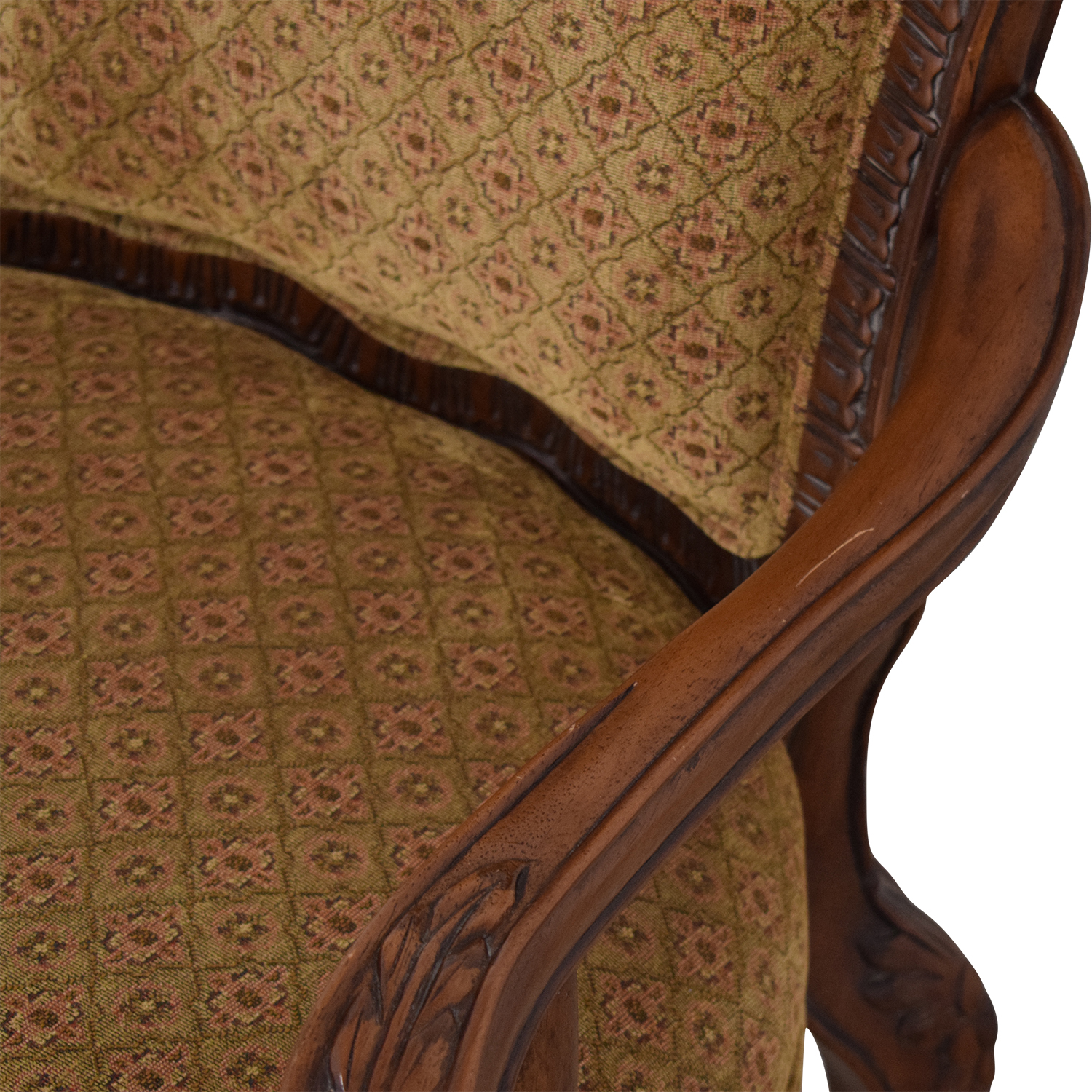 Bernhardt Bernhardt French Provincial Arm Chair Accent Chairs