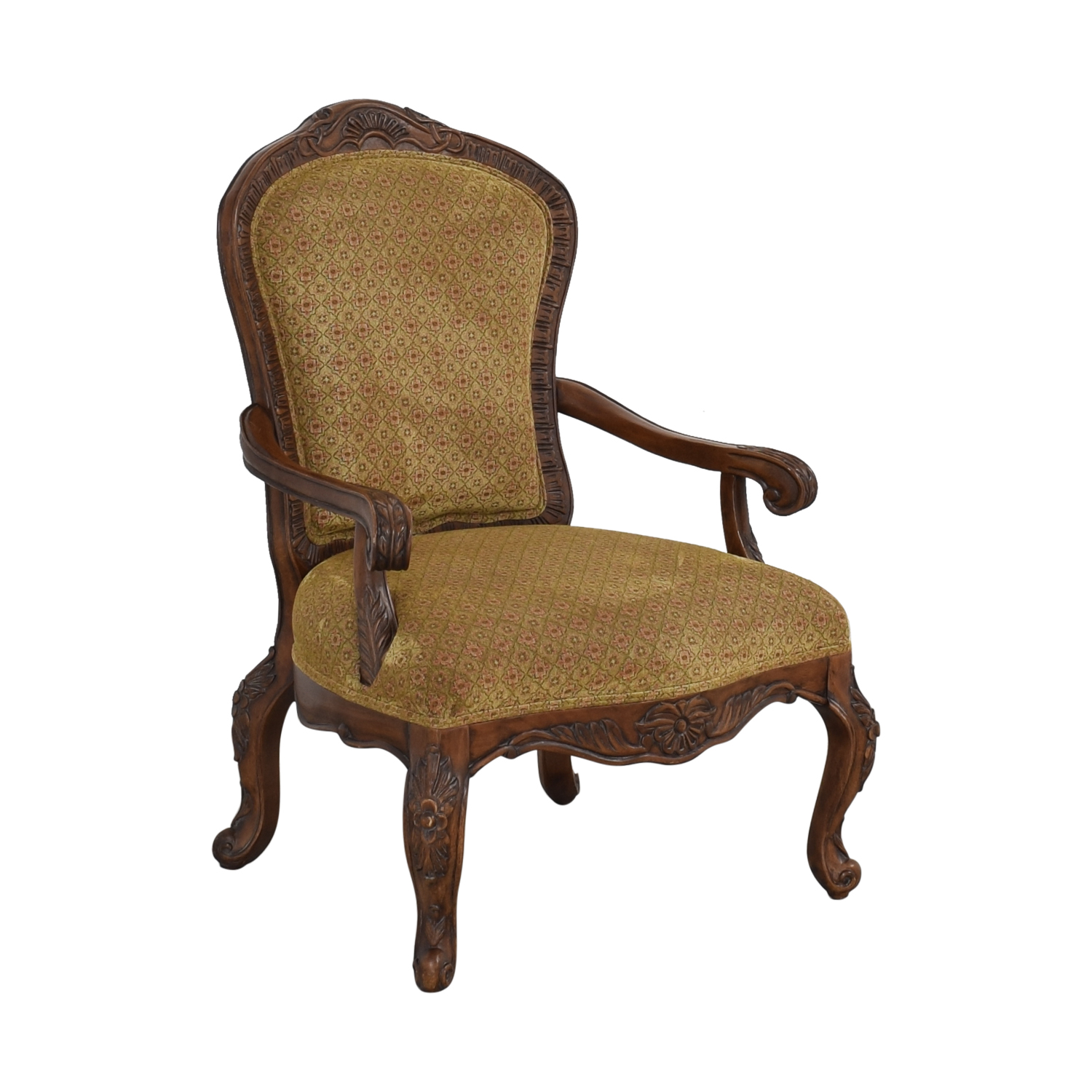 buy Bernhardt Bernhardt French Provincial Arm Chair online