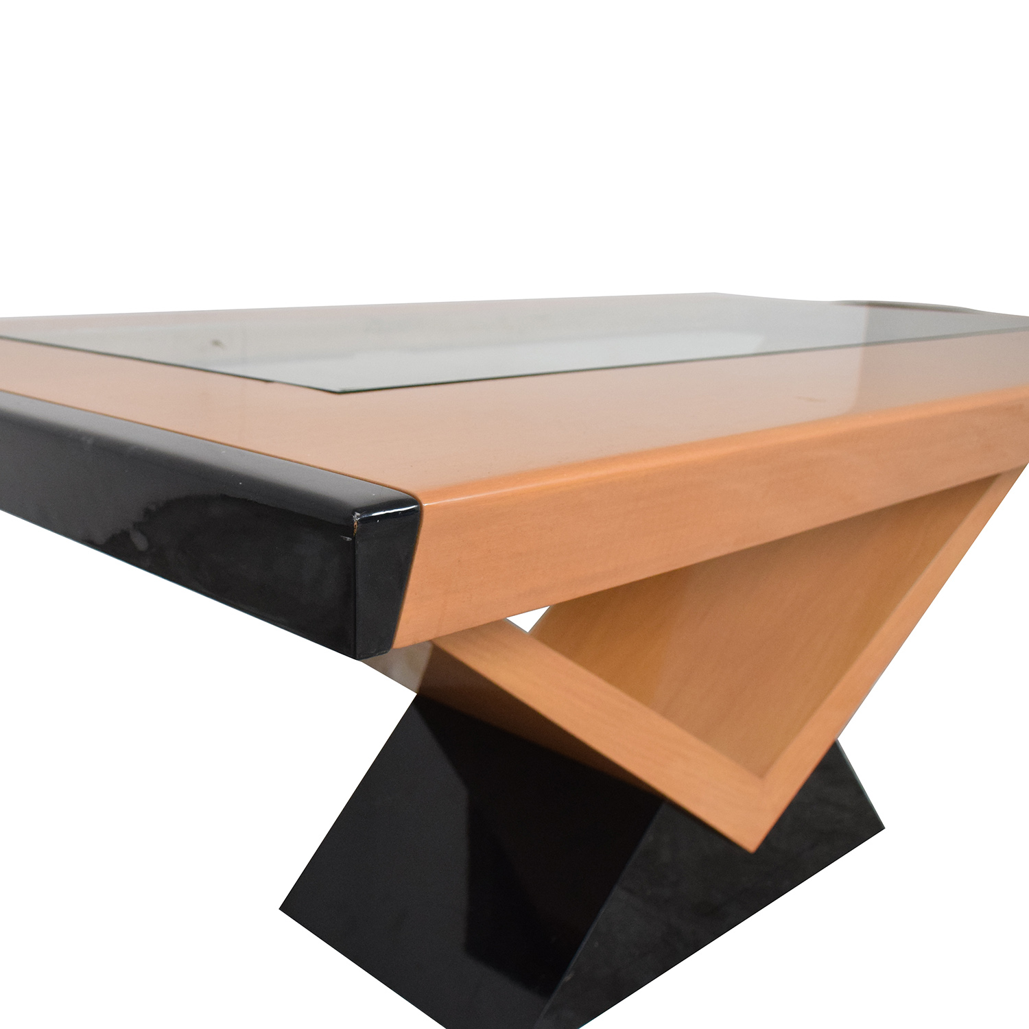 Contemporary Style Extendable Dining Table nj