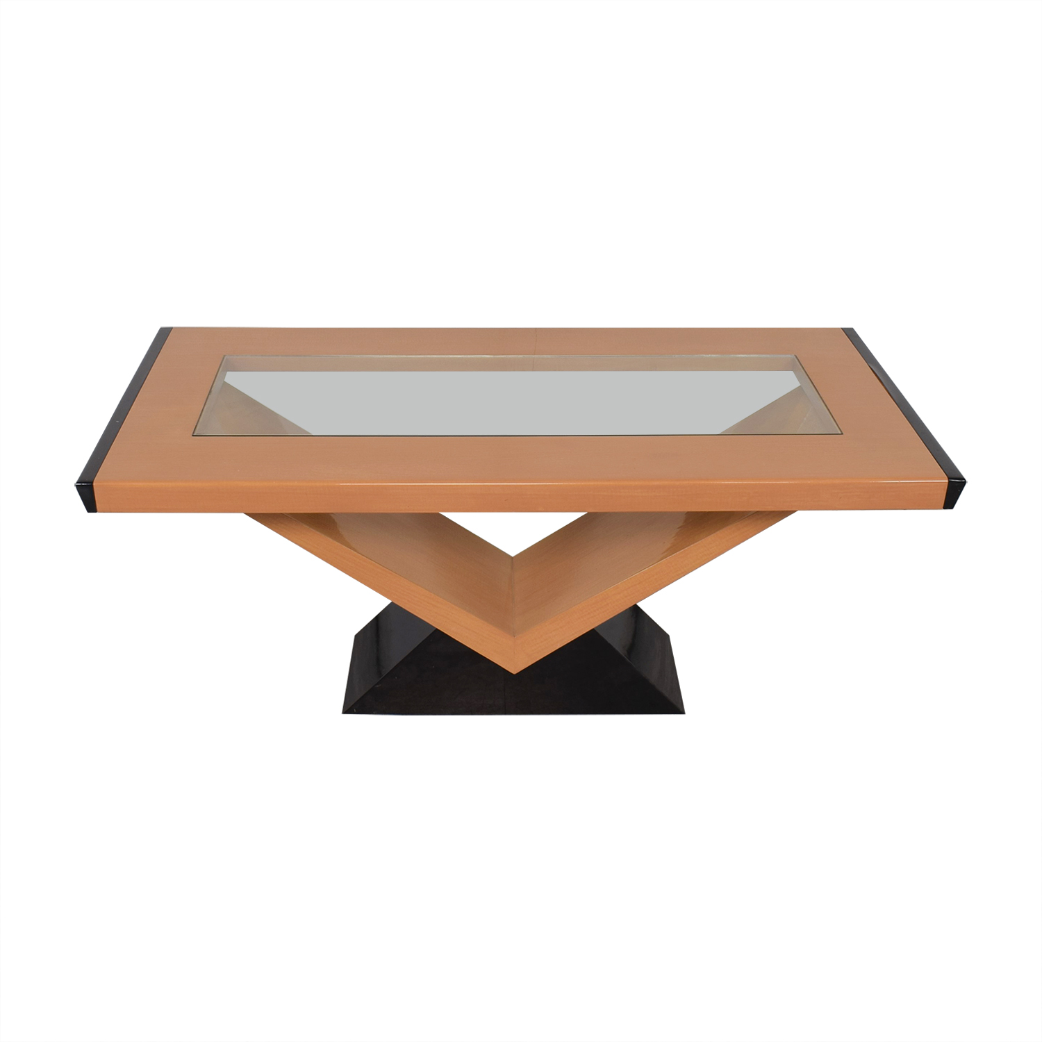 Contemporary Style Extendable Dining Table / Dinner Tables