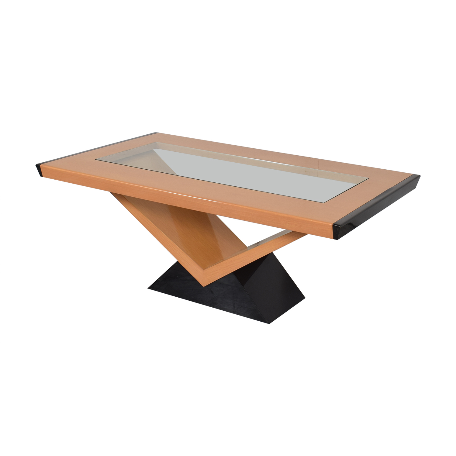 Contemporary Style Extendable Dining Table on sale