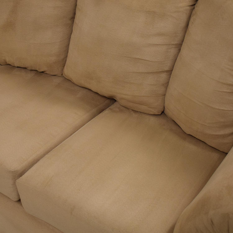 Washington Furniture Washington Furniture Five Cushion Sectional Sofa coupon